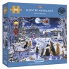 Magic by Moonlight 500 Piece Jigsaw Puzzle