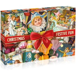 Christmas Festive Fun 1000 Piece Jigsaw