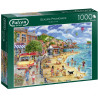 Seaside Promenade 1000 Piece Jigsaw Puzzle