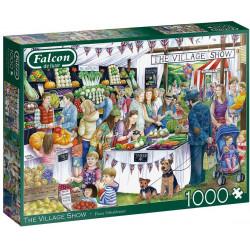 The Village Show 1000 piece Jigsaw Puzzle