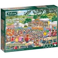 Summer Music Festival 1000 piece Jigsaw Puzzle