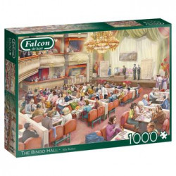 The Bingo Hall 1000 Piece Jigsaw Puzzle