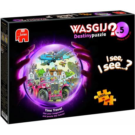 Wasgij Destiny 5 - Time Travel 1000 piece Jigsaw Puzzle