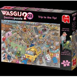 Jumbo Wasgij Destiny 22 A Trip To The Tip! 1000 Piece