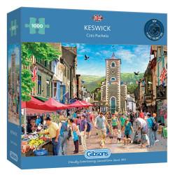 Keswick 1000 Piece Jigsaw Puzzle