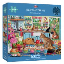 Tempting Treats 1000 Piece Puzzle