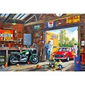 500 piece gibson puzzle