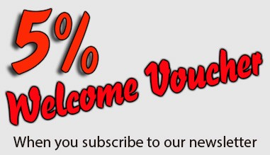 Welcome Discount Voucher